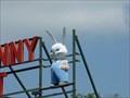 Image for Big Bunny at the Big Bunny Market - Southbridge, MA
