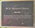 Image for W.H. Bridges House