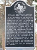 Image for Nelson Grove Cemetery