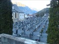Image for Friedhof Stadtpfarrkirche Unsere Liebe Frau Mariae Himmelfahrt Landeck - Tyrol, Austria