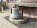 Image for Firefighters' Memorial Bell - South Hadley, MA