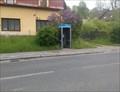 Image for Payphone / Telefonni automat - Prosec nad Nisou, Czech Republic