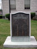 Image for Memorial at Carroll Co. Courthouse, Carrollton, GA.