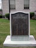 Image for Memorial at Carroll Co. Courthouse, Carrollton, GA.