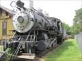 Image for Atchison, Topeka & Santa Fe Railway No. 735 - Lindsborg, KS