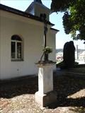 Image for Churchyard Cross - Rajec-Jestrebi, Czech Republic