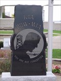 Image for City of Oswego POW/MIA Memorial - Oswego, NY