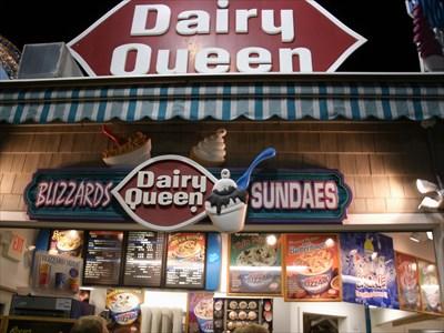 Dairy Queen On The Boardwalk Ocean City Nj