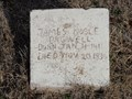 Image for James Noble Bagwell - Old Spanish Fort Cemetery - Spanish Fort, TX