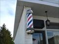 Image for Nazareth's Barber pole - Rimouski, Québec