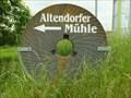 Image for Millstone at road L261 Meckenheim, NRW / Germany