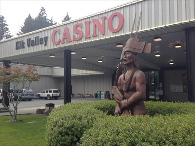 Elk Valley Casino, Crescent City, CA