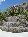 Image for T-Rex Cafe Waterfall - Orlando, FL