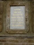 Image for 1726 - Holy Trinity Column - Dubá, Czech Republic