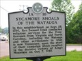 Image for Sycamore Shoals of the Watauga - 1A16