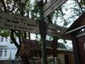 Image for Tourist waymarkers, Old Bangkok