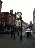 Image for Wellington Community Clock - Market Square, Wellington, Telford, Shropshire