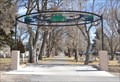 Image for Mountain View Cemetery Entrance Arch