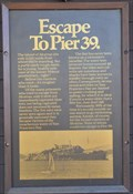 Image for Escape To Pier 39