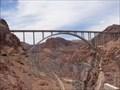Image for Hoover Dam Bypass Bridge - Satellite Oddity - Nevada, USA.