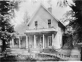 First Patterson house