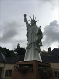 Image for statue de la liberte -Gourin, Morbihan, France