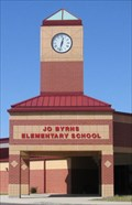 Image for Jo Byrns Elementary Clock, Adams, TN