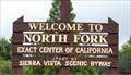 Image for Geographical Center of California