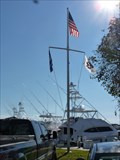 Image for Finest Kind Marina Flagpole - Stuart,FL