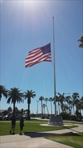 Image for Bicentennial Flag of the Bill of Rights - Newport Beach, CA