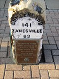 Image for National Road Milestone 141 - St. Clairsville, Ohio