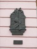 Image for Cläre-Prem-Plakette, Palais Walderdorff, Domfreihof 1, Trier - Rheinland-Pfalz / Germany