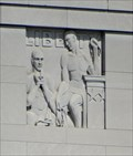 Image for Justice Building Reliefs - Binghamton, NY