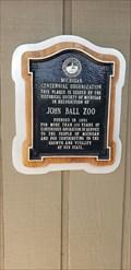 Image for Michigan Centennial Organization - 100 years - John Ball Zoo - Grand Rapids, MI