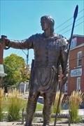 Image for Hermann Statue & Park-- Hermann, Missouri