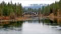 Image for Spokane River Bridge at Long Lake Dam - Reardan, WA