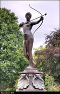 Image for Artemis - Artemis Fountain in Hyde Park (London)