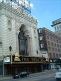 Image for Fabulous Fox Theater - St. Louis Edition - St. Louis, Missouri