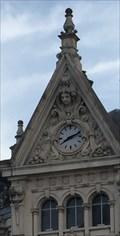 Image for Horloge de la Caisse d'épargne de la place du Théâtre - Dijon, Bourgogne, France