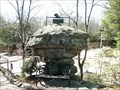 Image for Mushroom Rock at Rock City Gardens - Lookout Mountain, GA