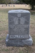 Image for Pvt. Oscar Marvin Walters - Lucas, TX