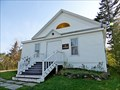 Image for OLDEST - Presbyterian Church building Canada - St. George, NB