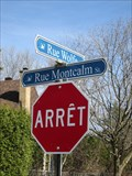 Image for Intersection des rues Wolfe et Montcalm, Rosemère, Qc, Canada