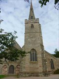 Image for Holy Trinity Church - Belbroughton, Worcestershire, England