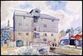 """Image for """"Lemsford Mill"""" by Archibald Ziegler – Lemsford Mill, Lemsford Village, Herts, UK"""
