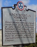 Image for King's Mountain Messenger - 3G 15 - Petersburg, TN