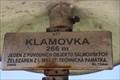 Image for 266m - Klamovka - Blansko, Czech Republic