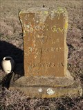 Image for A.B. Gregory - Winn Hill Cemetery - Jack County, TX