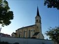 Image for Katholische Pfarrkirche Mariä Himmelfahrt - Chieming, Lk Traunstein, Bavaria, Germany