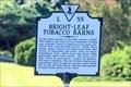 Image for Bright-Leaf Tobacco Barns